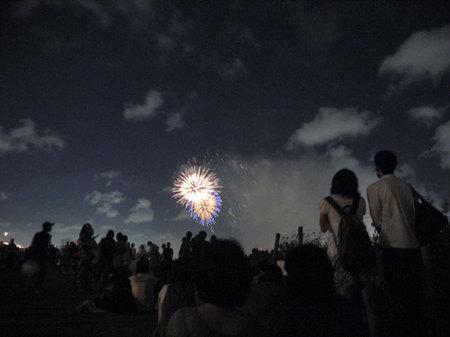 江戸川区花火大会2010