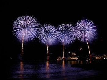 熱海海上花火大会2010