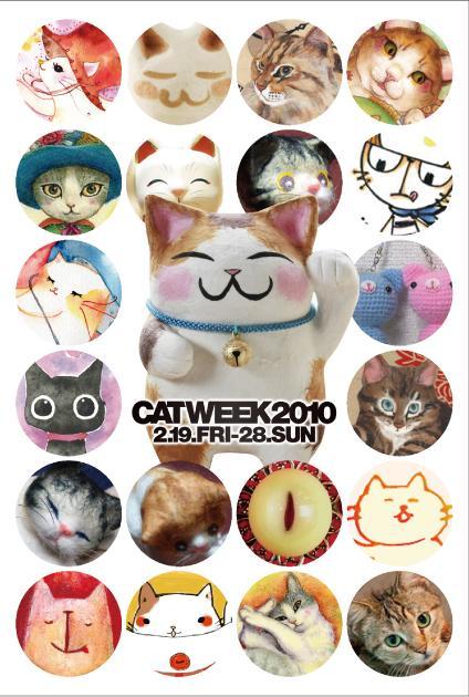 CAT WEEK 2010