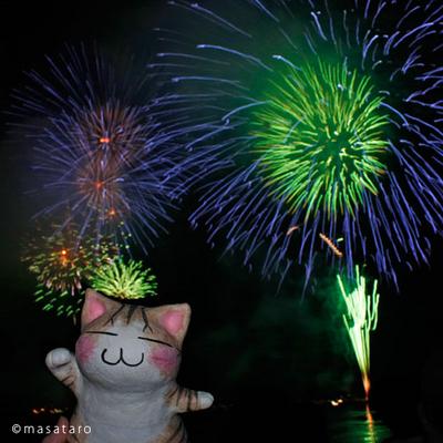 2012諏訪湖花火大会