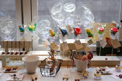 「いろどり花鳥園」 @ta Gallery